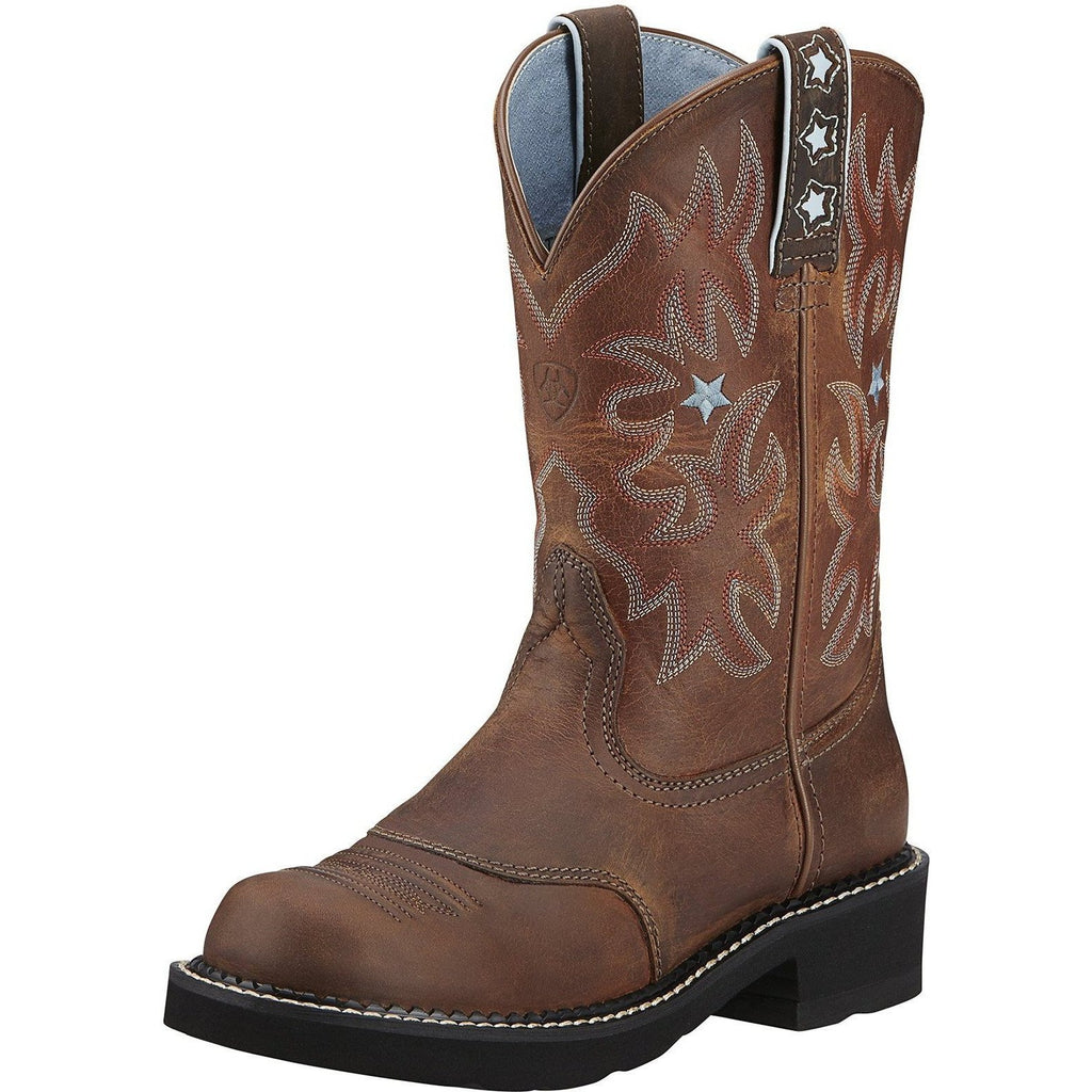 Ariat Women's Probaby Driftwood Brown Boot - West 20 Saddle Co.