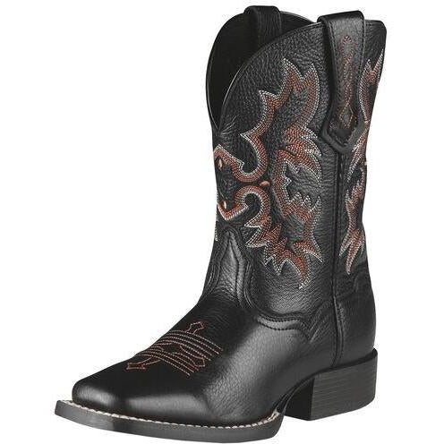 Ariat Kids Tombstone Western Boot