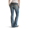 Ariat Low Rise Boot Cut- Ruby Cloud - West 20 Saddle Co.