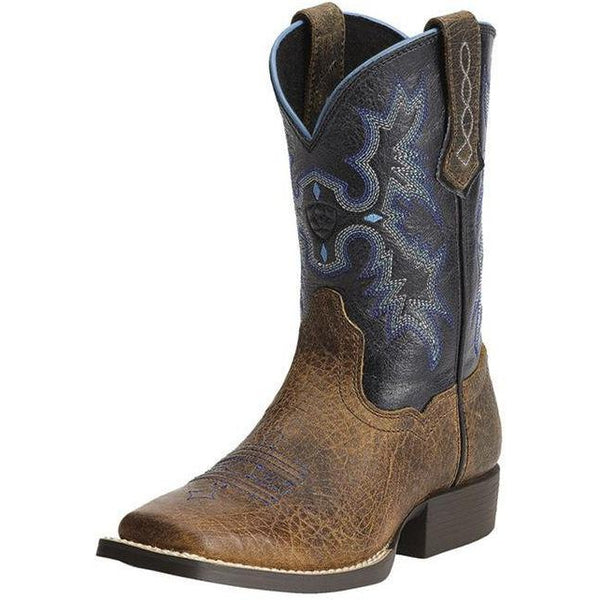 Ariat Kid's Tombstone Western Boot - West 20 Saddle Co.