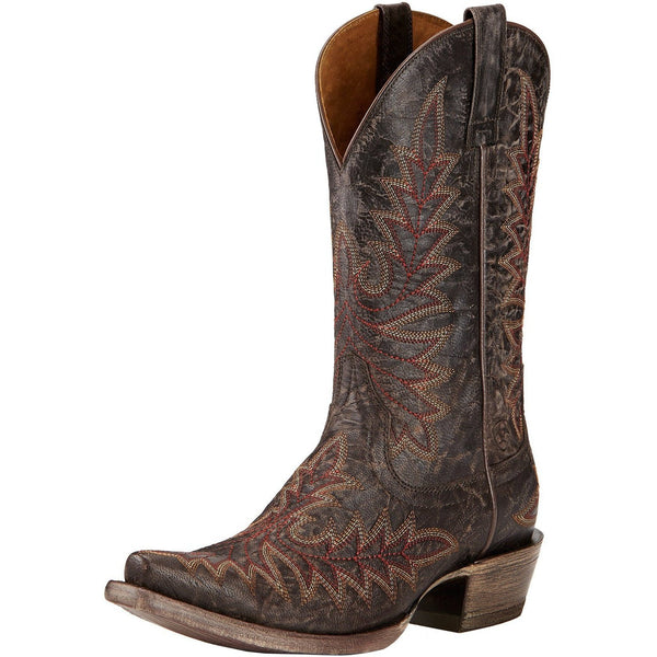 Ariat Women's Brooklyn Coffee Boot - West 20 Saddle Co.