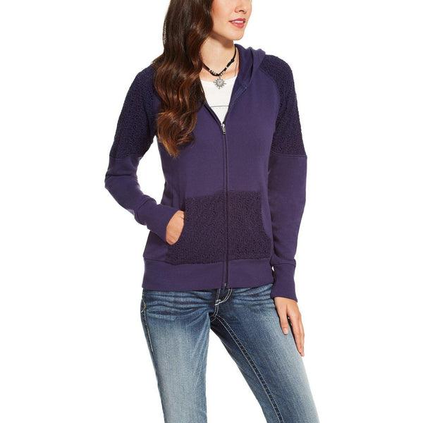 Ariat Darby Zip-Up Hoodie - West 20 Saddle Co.