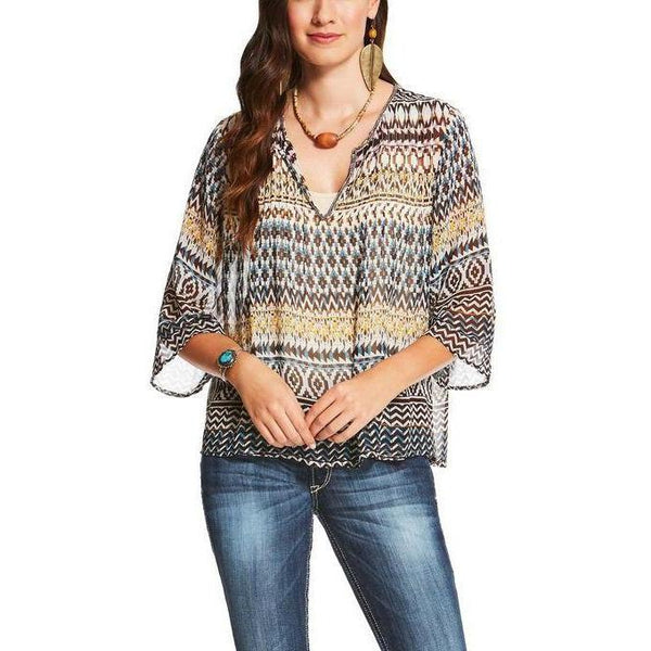 Ariat Barlow Tunic Multi - West 20 Saddle Co.