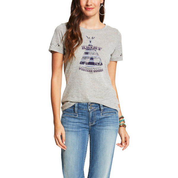 Ariat Camp Fire Tee - West 20 Saddle Co.