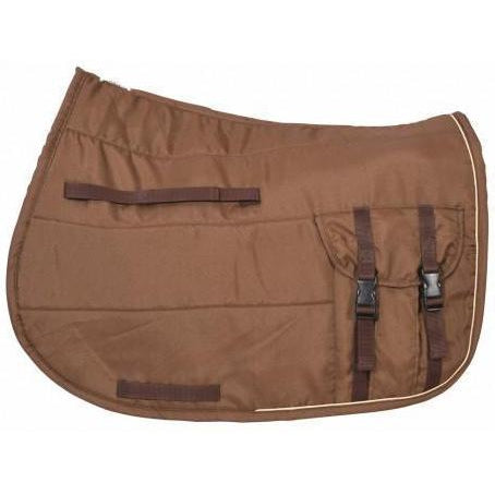 TuffRider Trail Riding Pad - West 20 Saddle Co.