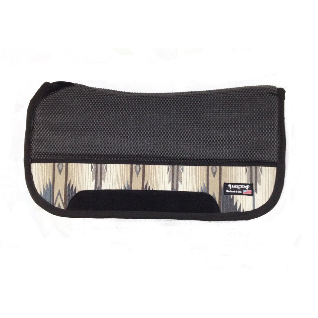 Equi-Tech Pro Series Contoured Pad - Square - West 20 Saddle Co.