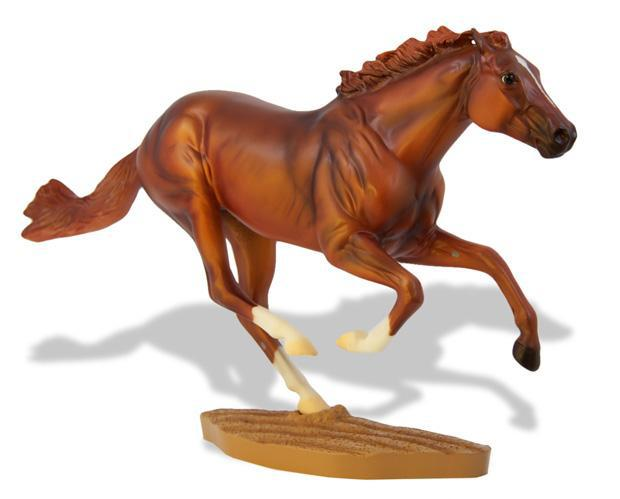 Breyer Horse Secretariat - West 20 Saddle Co.