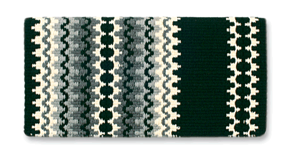 Mayatex Corona 38x34 Saddle Blanket - West 20 Saddle Co.