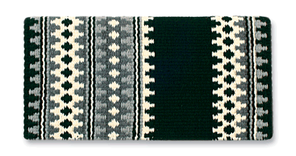 Mayatex Catalina 38x34 Saddle Blanket - West 20 Saddle Co.