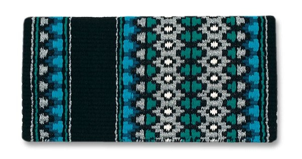 Mayatex Starlight 40x34 Saddle Blanket - West 20 Saddle Co.