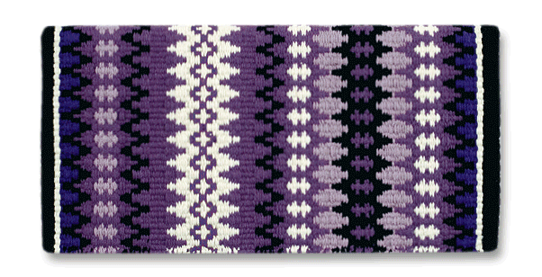 Mayatex Nova 38x34 Saddle Blanket - West 20 Saddle Co.