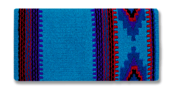 Mayatex Firecracker 36X34 Saddle Blanket