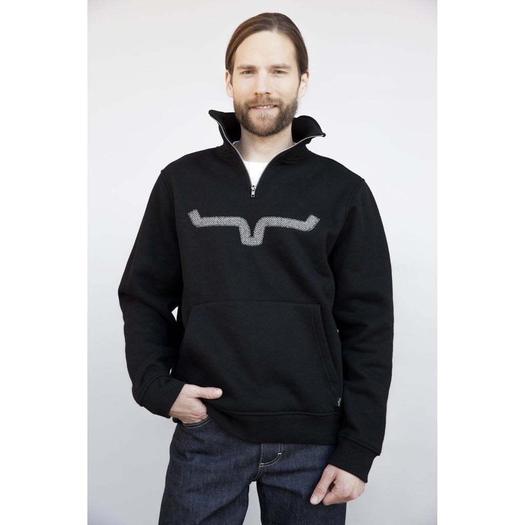 Kimes Ranch Mens GT Quarter Zip