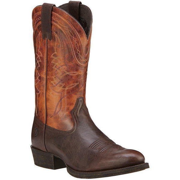 Ariat Men's Comeback - Sturdy Brown/Copper - West 20 Saddle Co.