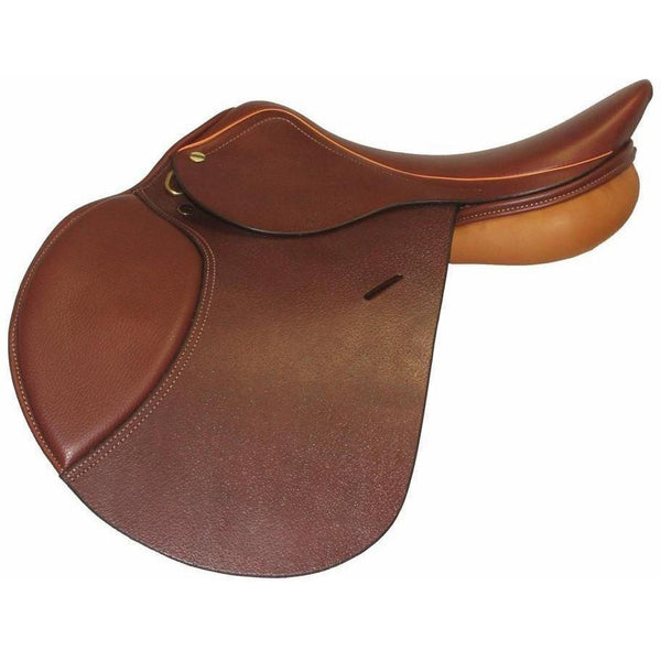 Henri de Rivel Advantage Close Contact Saddle - West 20 Saddle Co.