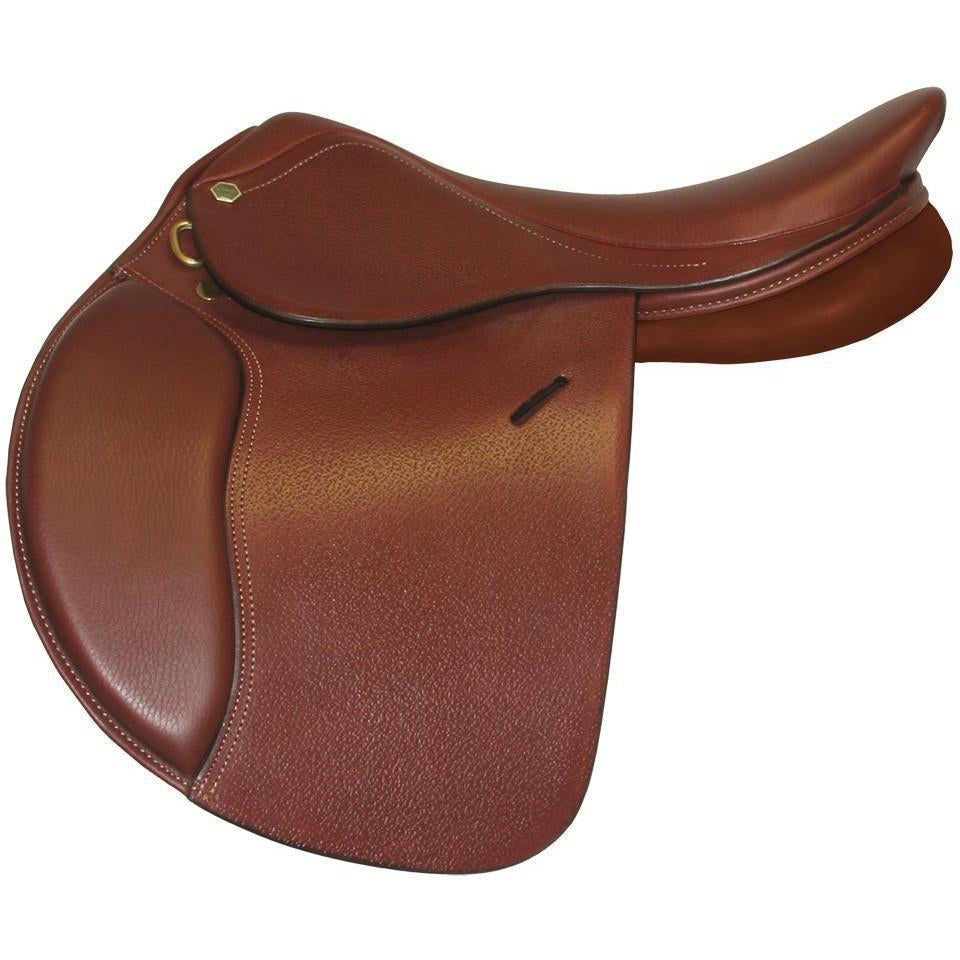 Henri de Rivel Club HDR Close Contact Saddle - West 20 Saddle Co.