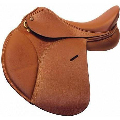 Henri de Rivel Club HDR All Purpose Saddle - West 20 Saddle Co.