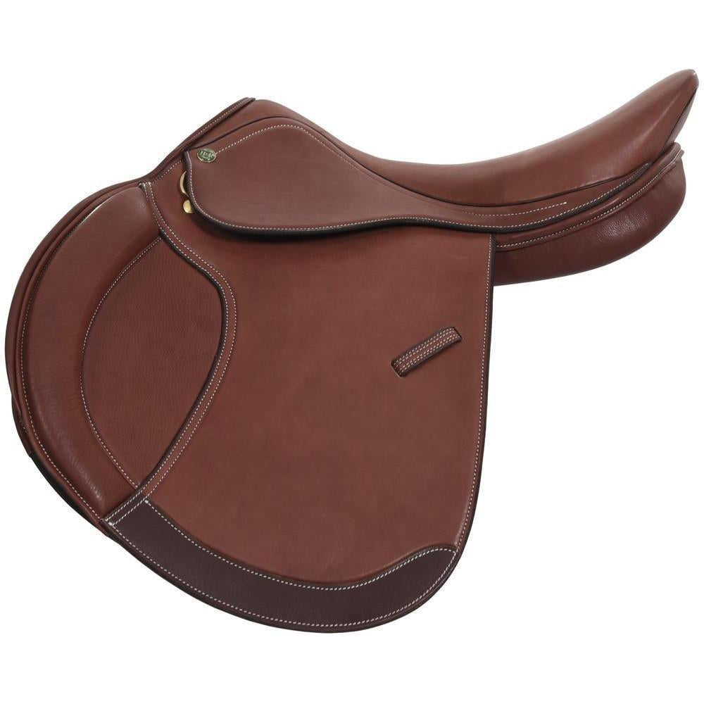 Henri de Rivel Pro Concept Close Contact Saddle - West 20 Saddle Co.