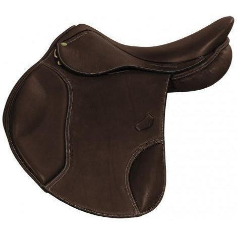 Henri de Rivel Carmel Jumping Saddle - West 20 Saddle Co.