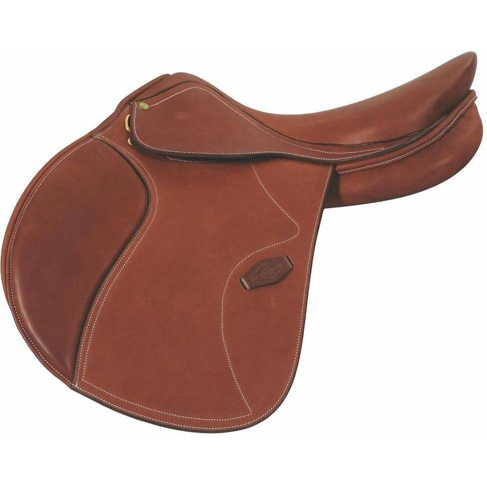 Henri de Rivel Lumina Close Contact Saddle - West 20 Saddle Co.