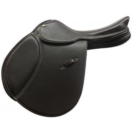 JPC Equestrian Henri de Rivel Cut Back Saddle - West 20 Saddle Co.