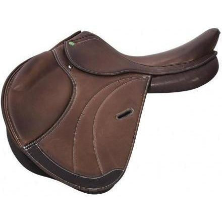 Henri de Rivel Equipe Close Contact Saddle - West 20 Saddle Co.