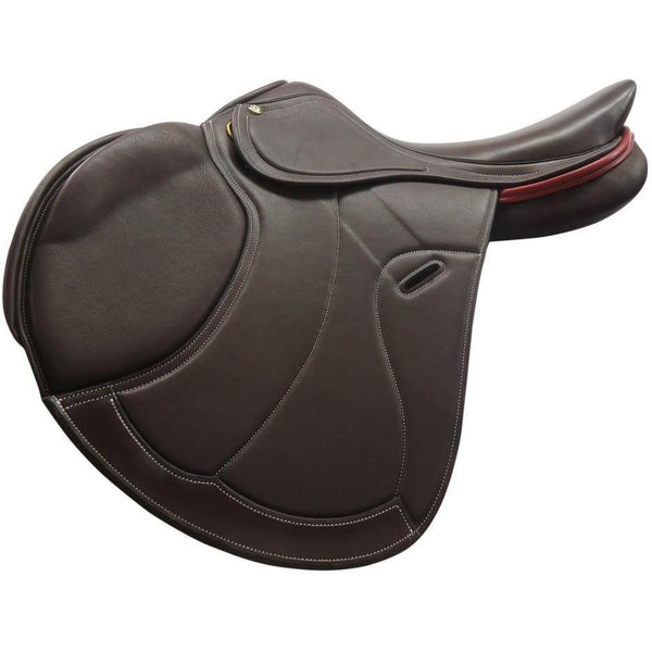 Henri de Rivel Cahill Close Contact Saddle - West 20 Saddle Co.