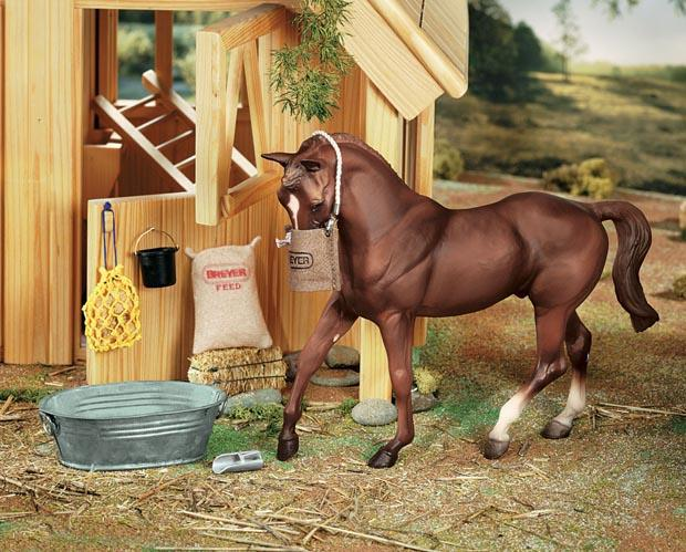 Breyer Stable Feed Set - West 20 Saddle Co.