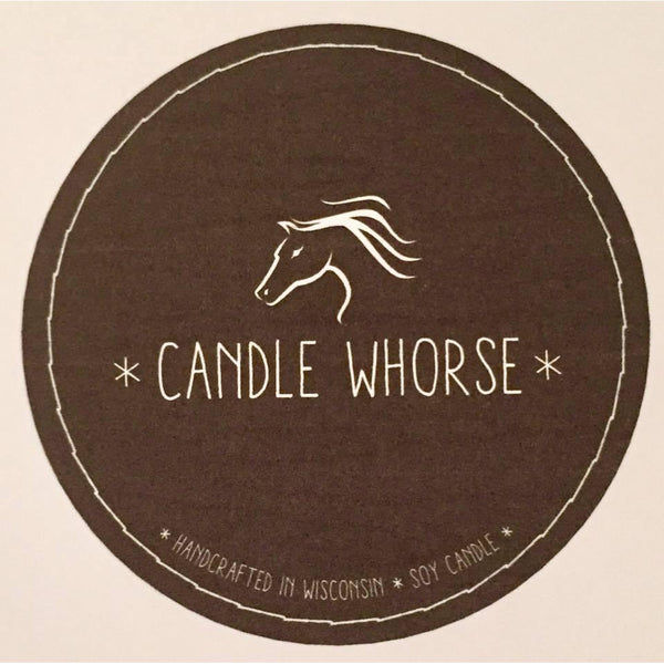 Candle Whorse Candles - West 20 Saddle Co.