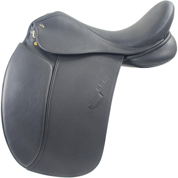 M. Toulouse Aachen Dressage Saddle With Genesis - West 20 Saddle Co.