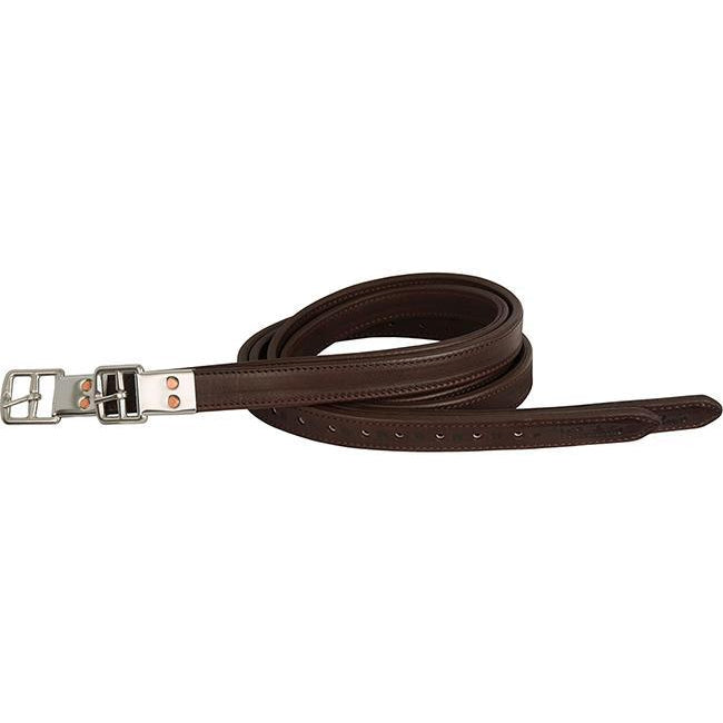 M. Toulouse MTL Double Leather Stirrup Leathers - West 20 Saddle Co.