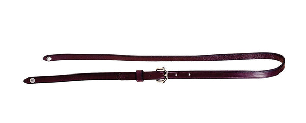 Tory Leather Bosal Hanger