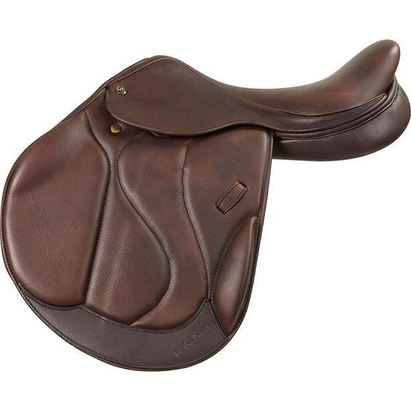 M. Toulouse Marielle Monoflap Eventing Saddle Wide Tree - West 20 Saddle Co.