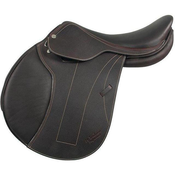 M. Toulouse Bretta Professional Close Contact Saddle - West 20 Saddle Co.