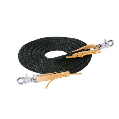 "Weaver Leather Poly Roper Rein, 5/8"" x 10' - West 20 Saddle Co."