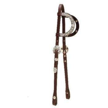 Tory Leather San Diego Double Ear Headstall