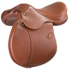 M. Toulouse Dark Caramel Annice Close Contact Saddle With Medium Tree - West 20 Saddle Co.