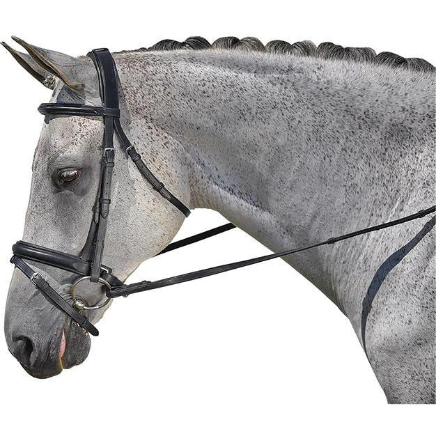 M. Toulouse Platinum Elite Dressage Bridle - West 20 Saddle Co.