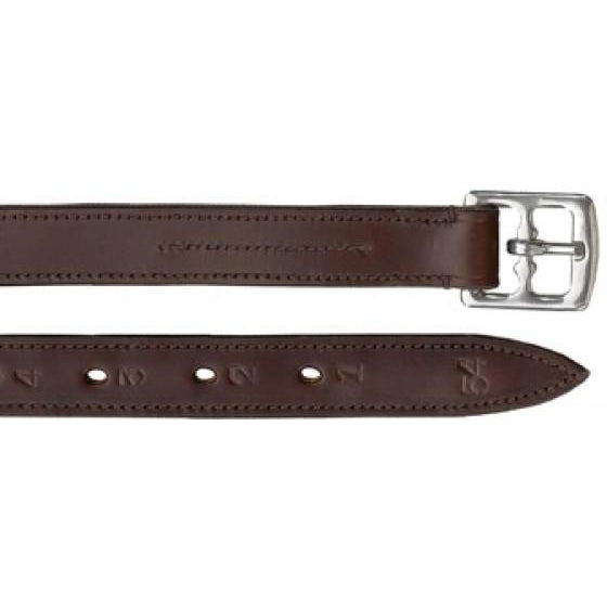Camelot Lined Stirrup Leathers - West 20 Saddle Co.