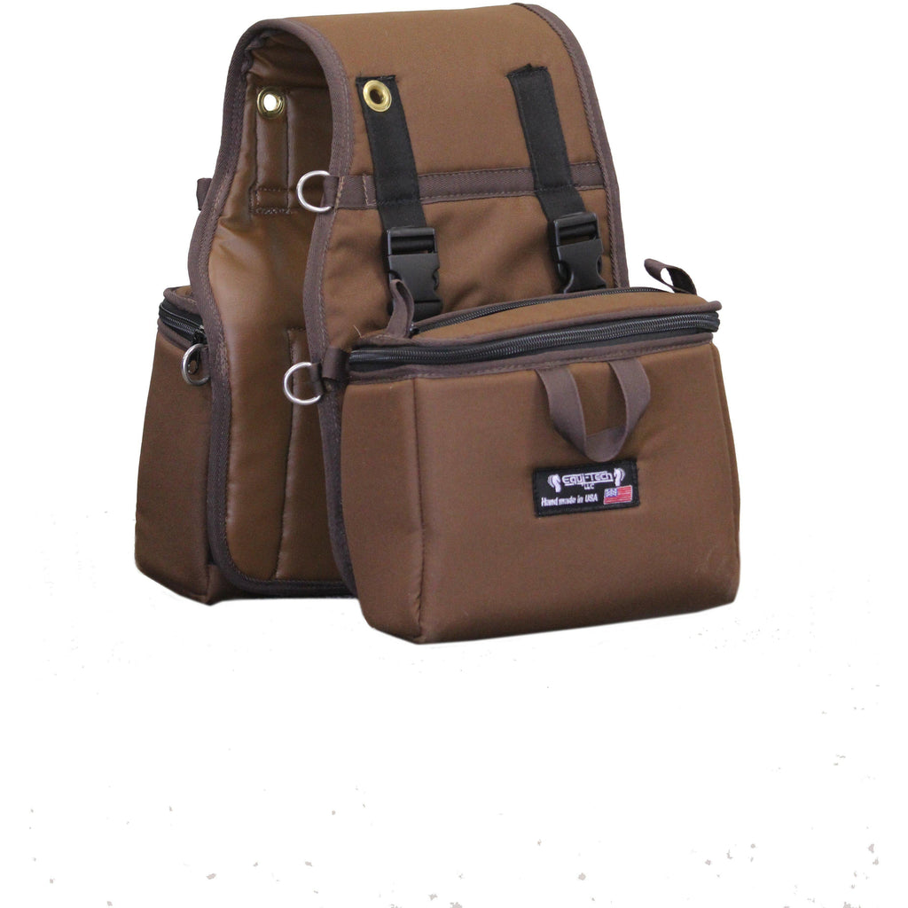 Equi-Tech Small Detachable Saddlebags - West 20 Saddle Co.