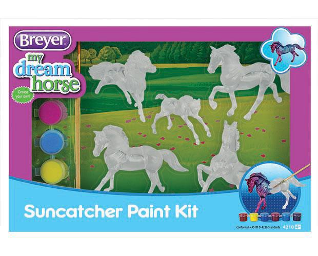Breyer Suncatcher Stablemates Paint Kit - West 20 Saddle Co.