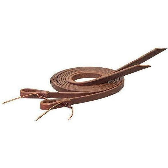 "Weaver Leather Working Cowboy Split Reins, 3/4"" x 8' - West 20 Saddle Co."