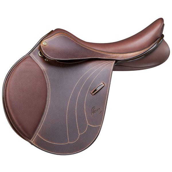 Pessoa Pro Tomboy Solid Leather - West 20 Saddle Co.