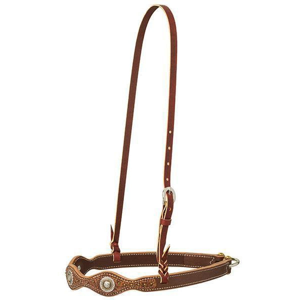 Weaver Leather Western Edge Noseband, Sunset - West 20 Saddle Co.