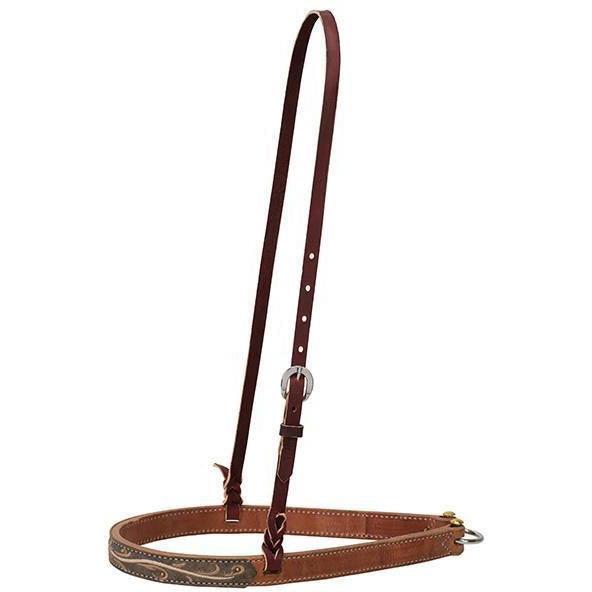 Weaver Leather Country Charm Noseband - West 20 Saddle Co.