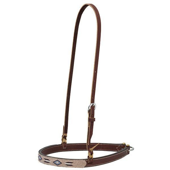 Weaver Leather Winter Star Noseband - West 20 Saddle Co.