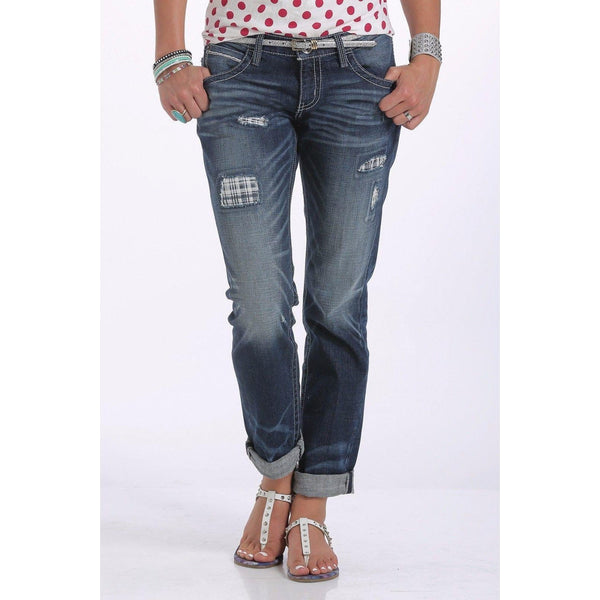 Cruel Women's Rhyon Jean - West 20 Saddle Co.