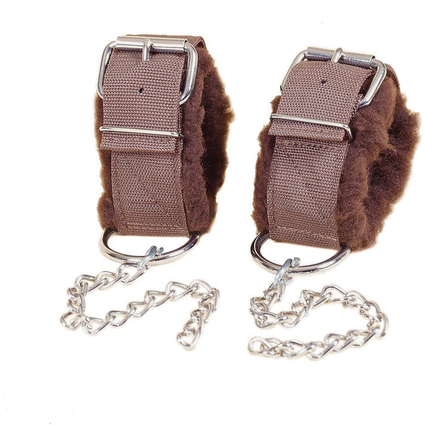 Tory Leather Fleece Lined Kicking Chains