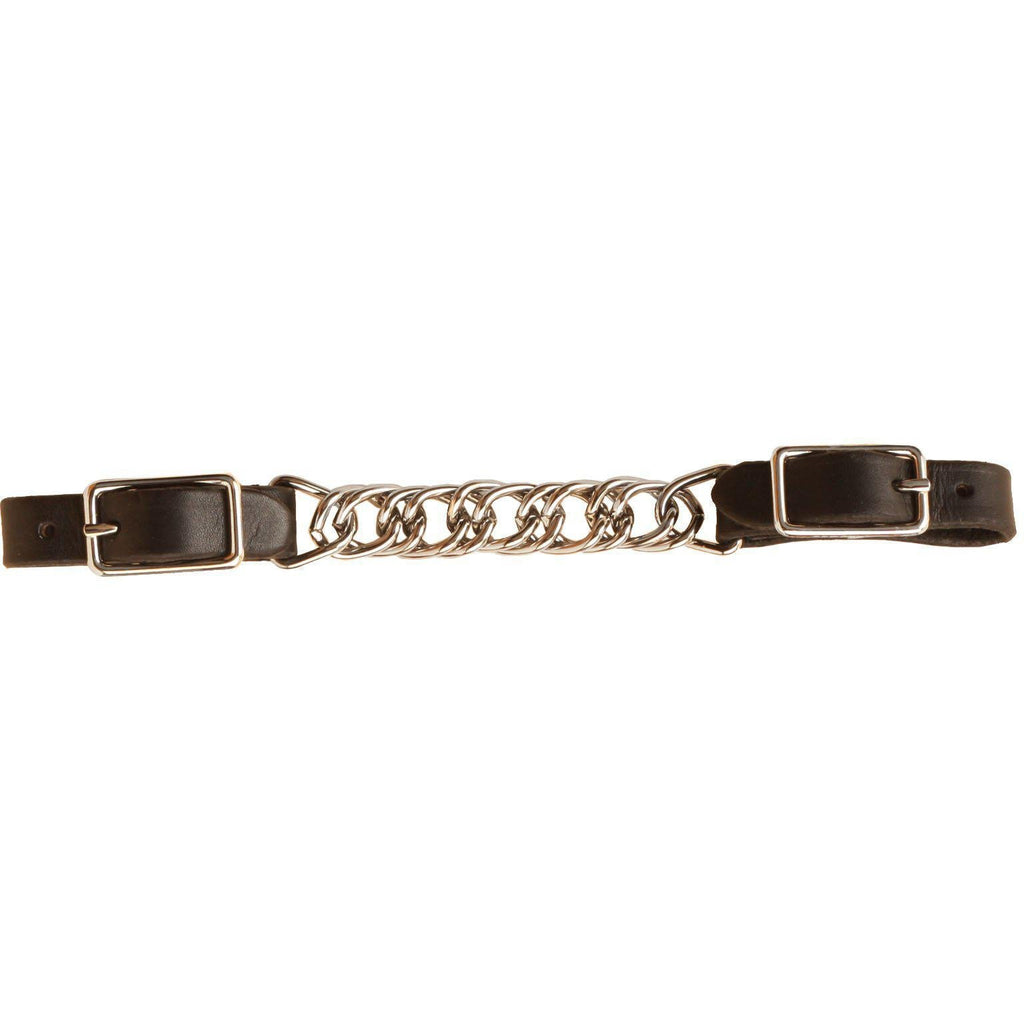 Tory Leather Twisted Chain Curb - West 20 Saddle Co.