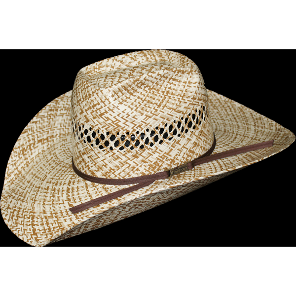 American Straw #6520 - West 20 Saddle Co.